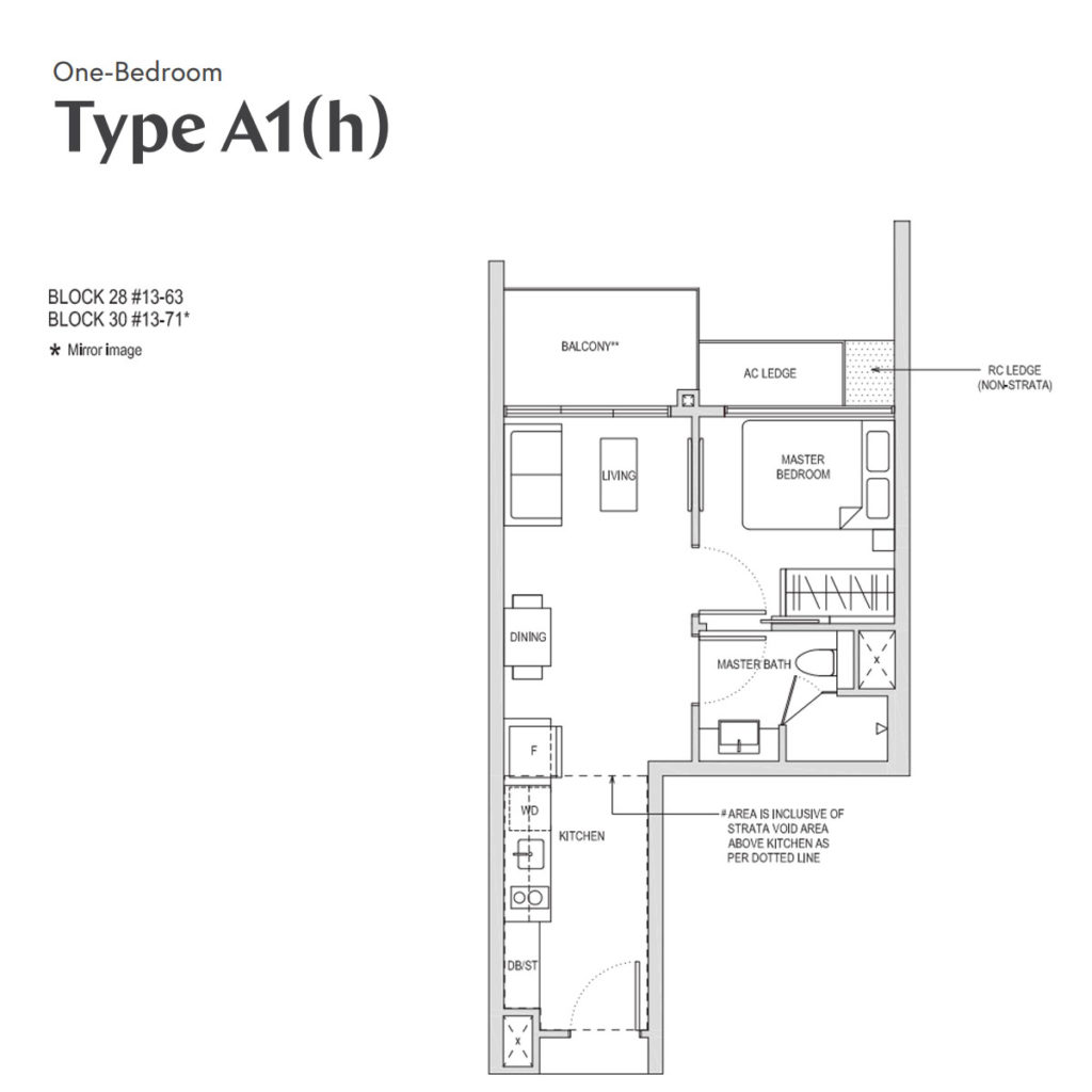 Affinity At Serangoon Floor Plans Units Ranging From 1 To 4 Bedroom